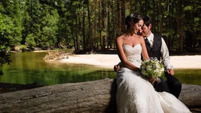 Ahwahnee Wedding with Rachel and Shawn