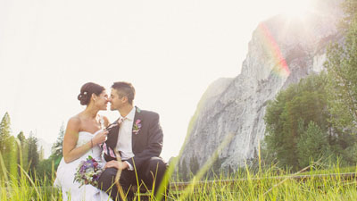 Yosemite Valley Elopement with Sara and Justin