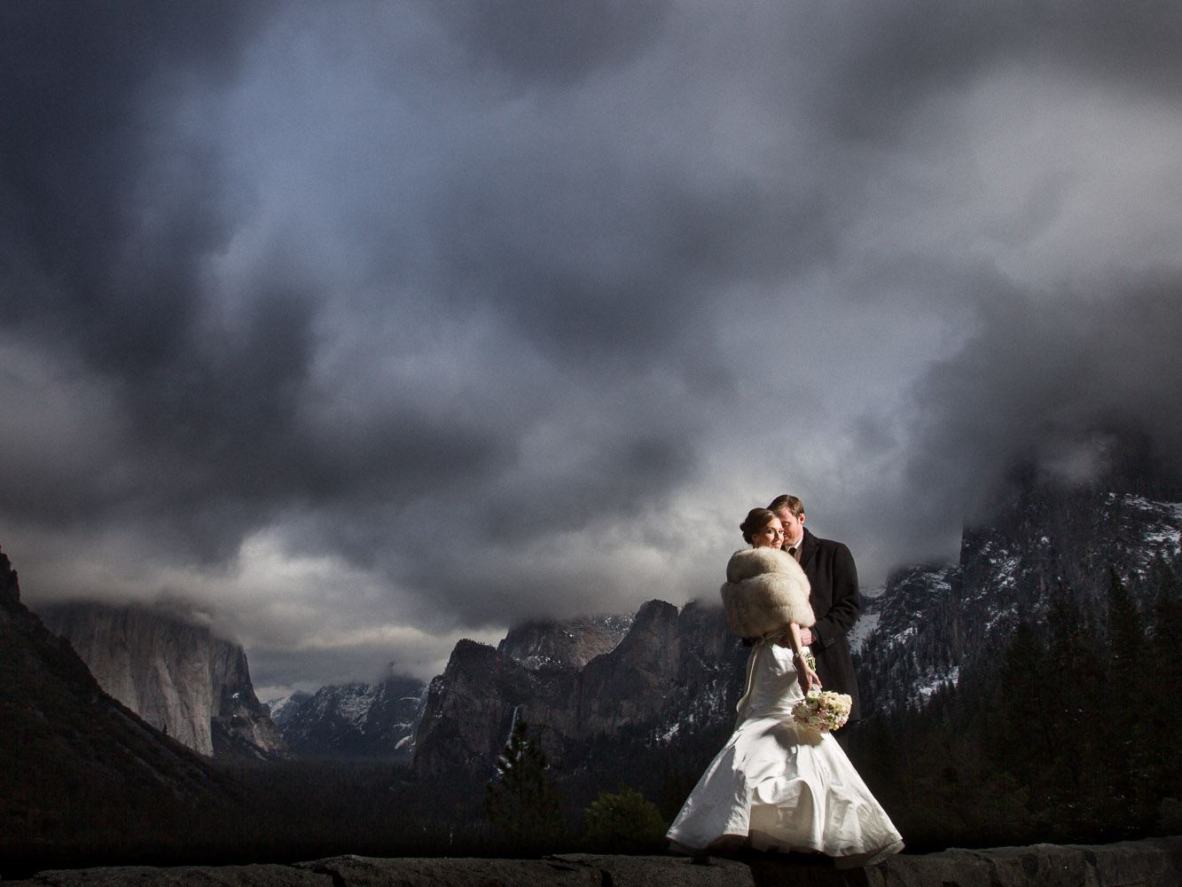 Preview from Yosemite with Michelle and Adam
