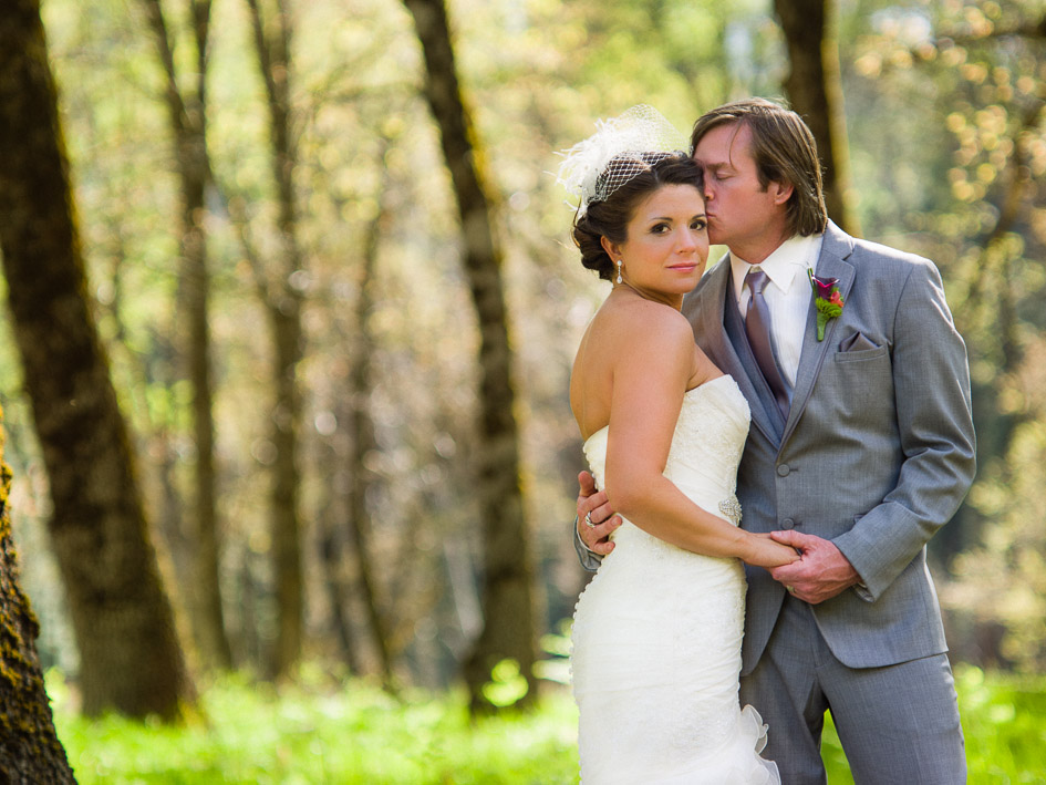 Preview of Maranda and Ken's Elopement in Yosemite