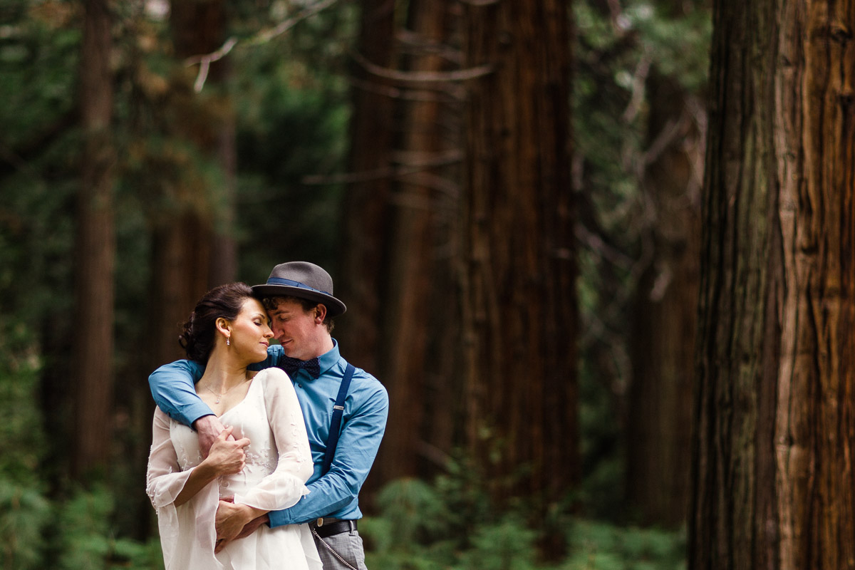 One from Robbie and Duncan's Yosemite Elopement