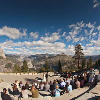Glacier Point Amphitheater