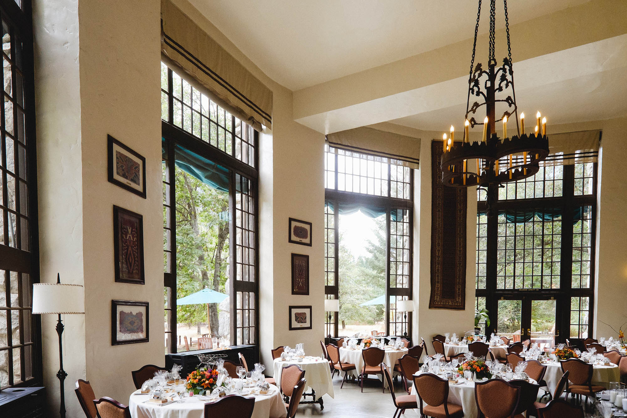 ahwahnee hotel dining room. The Ahwahnee Hotel Dining Room