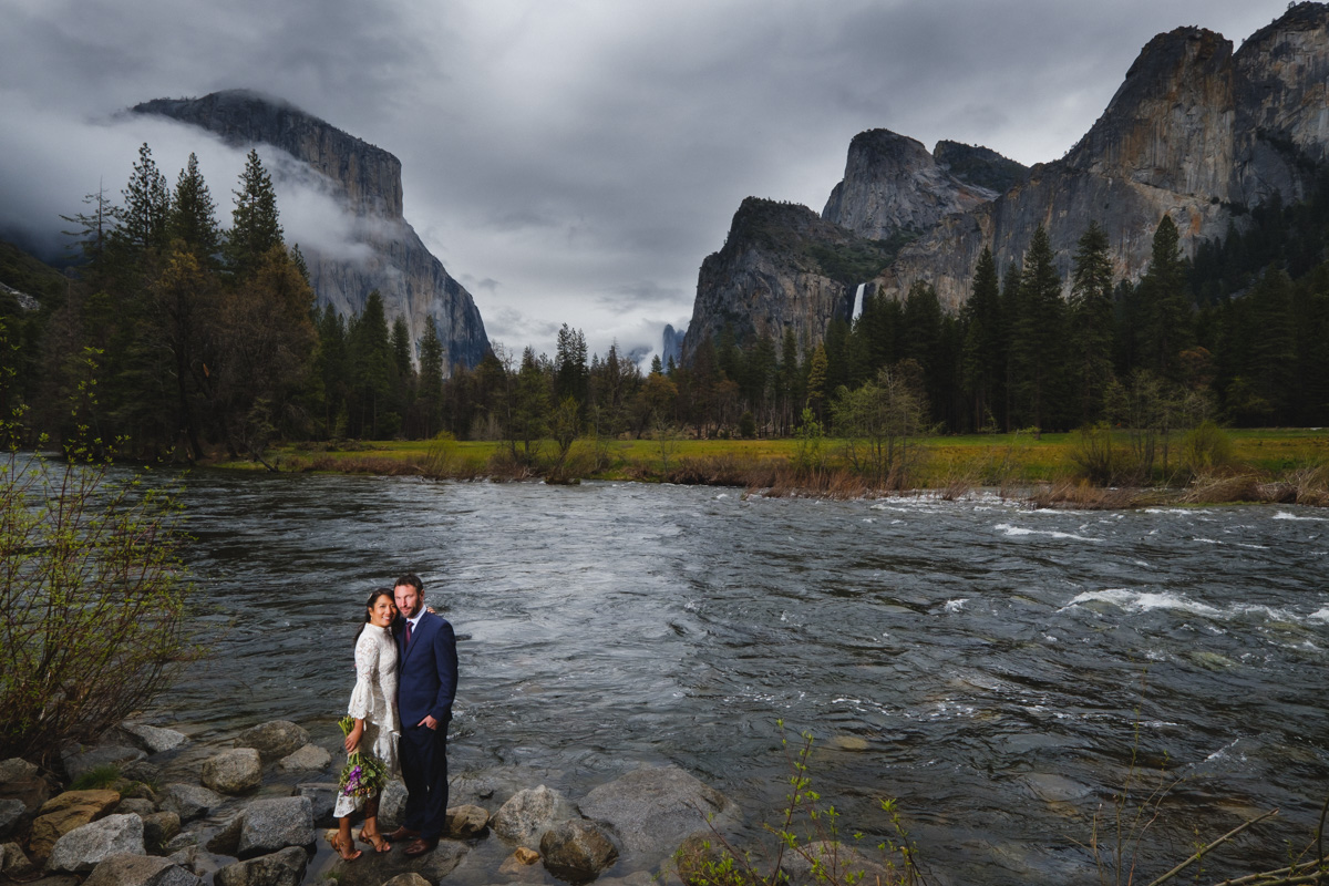 Yosemite Valley Elopement