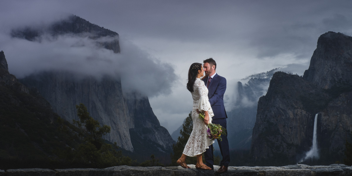 Tunnel View Elopement